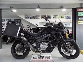 Suzuki Vstrom650 Abs Negra 2012