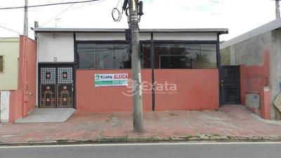 Casa Comercial Para Locação, Jardim Santa Rosália, Sorocaba. - Ca0138