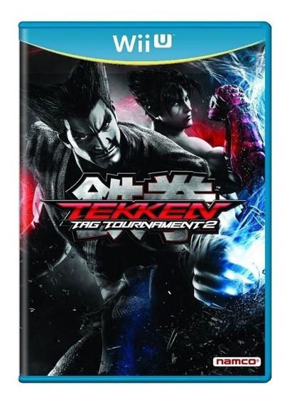 Tekken Tag Tournament 2 Wii U Edition Mídia Física Usado