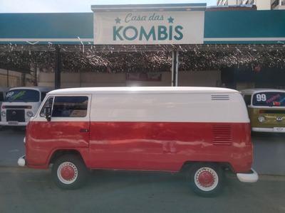 Volkswagen Kombi Furgão 1995