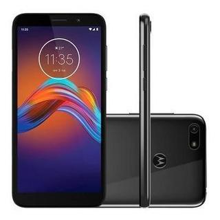 Celular Motorola E6 Plus 64gb+4gbram+capa+película+garantia