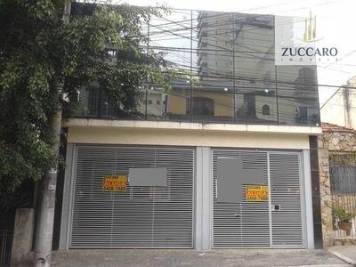 Casa Comercial Para Locação, Jardim Gumercindo, Guarulhos. - Ca2513