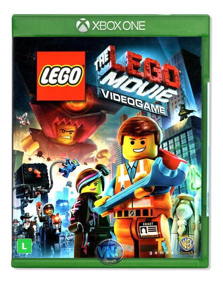 The Lego Movie Videogame - Xone - Mídia Física - Lacrado