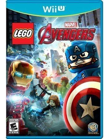 Juego Nintendo Wii U Lego Avengers / Usado