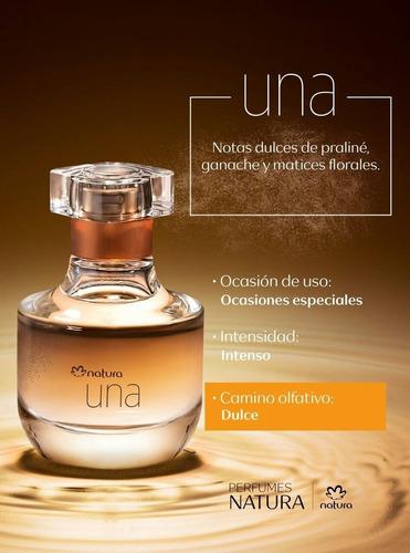 Eau De Parfum Una De Natura - mL a $2400