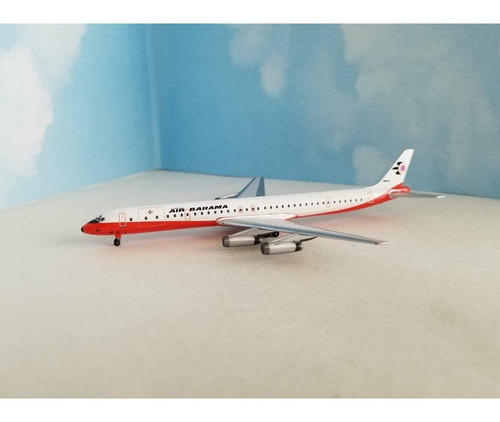 Miniatura Avião Aeroclassics 1:400 Air Bahama Douglasdc