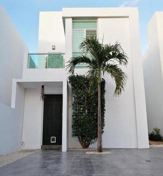 Casa En Venta 2rec Marsella Playa Del Carmen