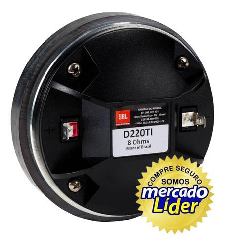 Driver Jbl Selenium 1 Pulgada D220ti - Audio Total