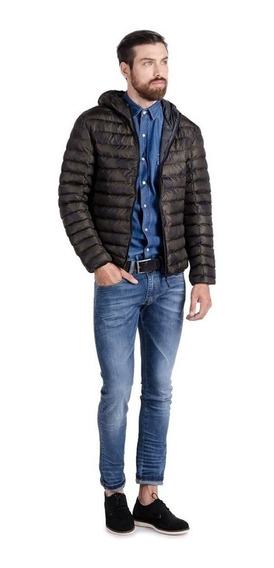 Campera Inflable Camo Classic- Kout Hombre