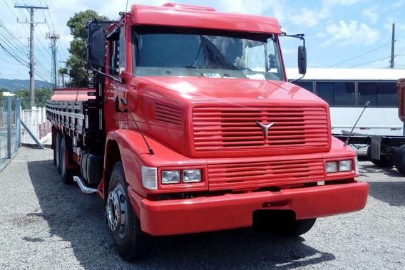 Mb 1418 6x2 Truck Carroceria