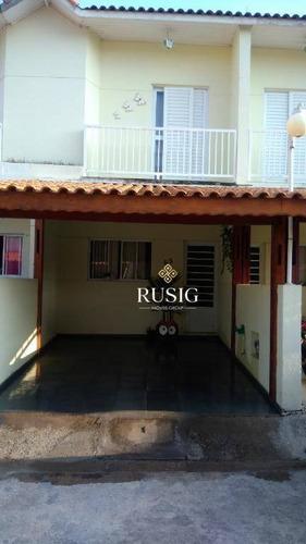 Imagem 1 de 26 de Sobrado Com 2 Dormitórios À Venda, 69 M²  - Vila Ursulina - Itaquaquecetuba/sp - So0933
