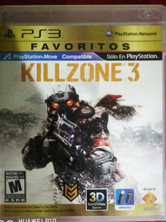 Juego Para (ps3) Killzone 3Resien Comprado