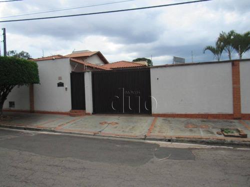 Casa Com 4 Dormitórios À Venda, 383 M² Por R$ 1.550.000,00 - Vila Verde - Piracicaba/sp - Ca3486