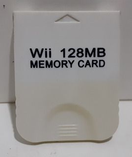 Memory Card 128mb - Wii Game Cube