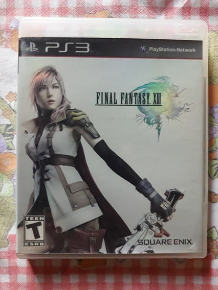 Final Fantasy 13 Playstation 3