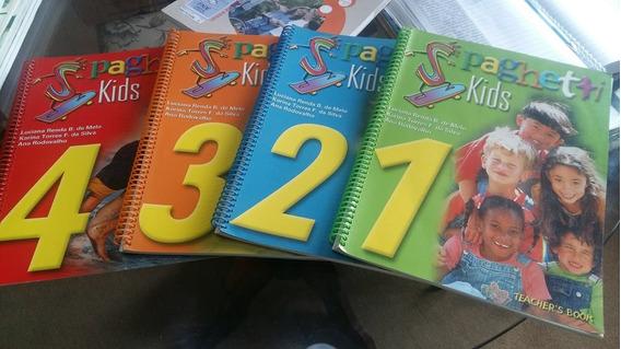 Livro: Spaghetti Kids Teacher
