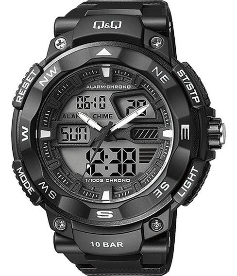 Relógio Q&q Masculino Original Garantia Nota Gw85j001y