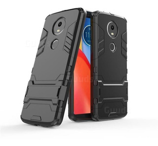 Funda Case Moto G6 Play / Moto E5 + Cristal Semi Curvo 5d