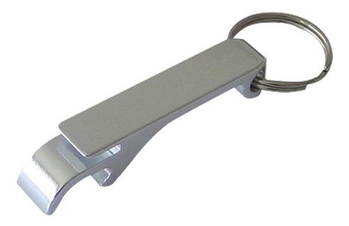 Llaveros Destapador Metalico Consulogo® Por 200 Unidades