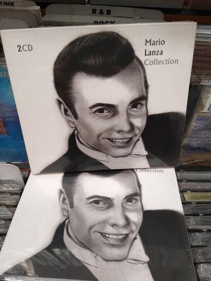 Mario Lanza Collection Cd Nuevo Cerrado.