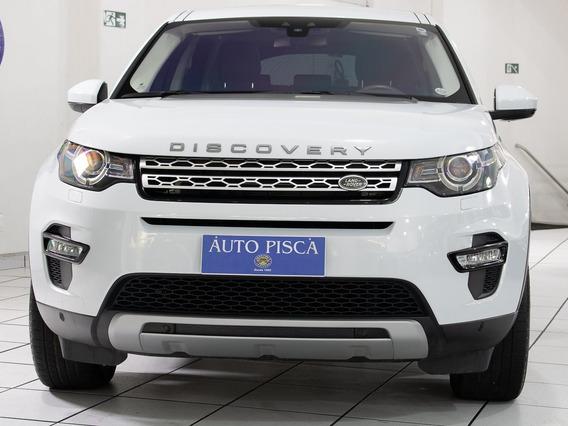 Land Rover Discovery Sport 2.0 16v D240 Biturbo Diesel Hse