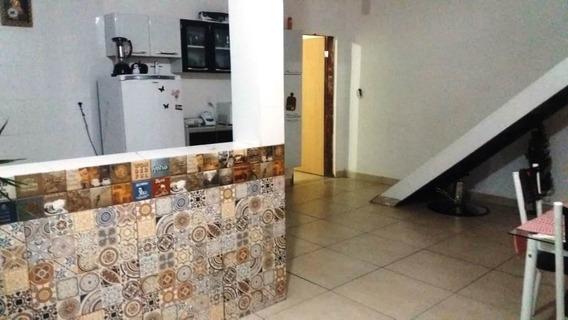 Ótima Casa Com 5 Vagas De Garagem, No Vila Cloris. - 2071