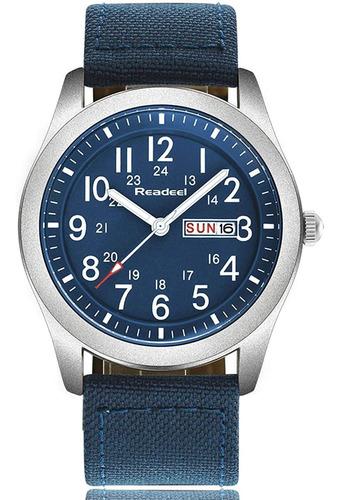 Relojes Militares De Marca De Lujo Youwen, Reloj Con Correa