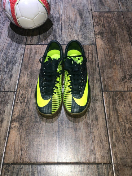 Botines Nike Mercurial Cr7 Edicion Especial Lisboa