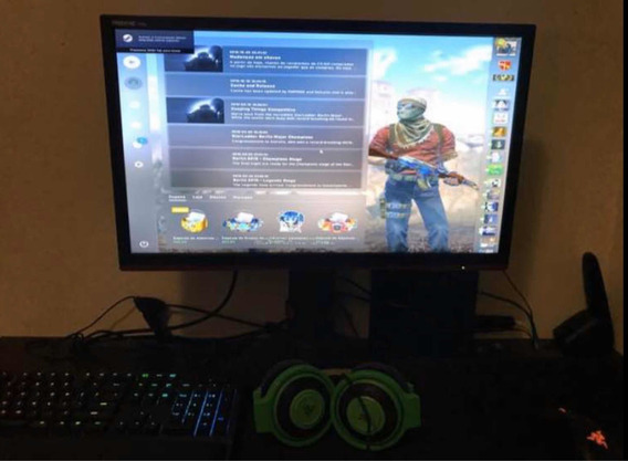 Pc Gamer I7 4790k R9 390