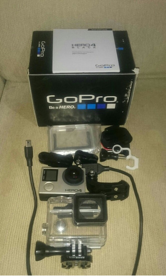 Gopro Hero Black (camera, Esporte, Unhas, Filmadora)