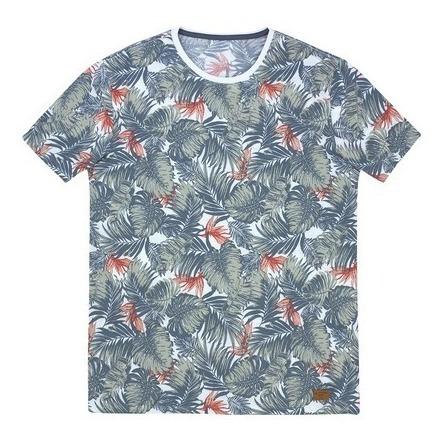 Camiseta Slim Masculina Em Algodão Hering - 3244efk