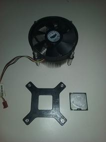 Processador Pentium Dual Core E5200 + Cooler E Suporte