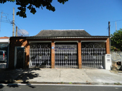 Casa Com 3 Dormitórios À Venda Ou Locação, 259 M² - São Bernardo - Campinas/sp - Ca1965