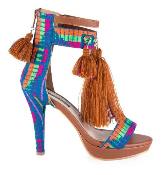 Zapatos Artesanales Peyotl Y Amantoli