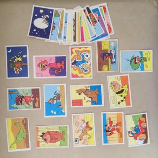 30 Figs Álbum Super Hb- Hanna Barbera (originais De 1977)