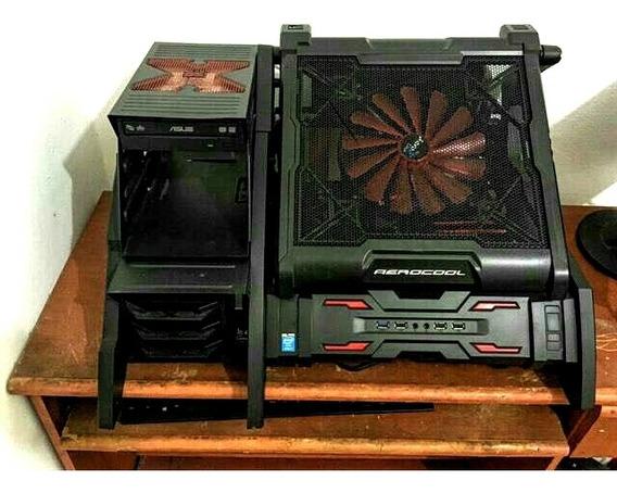 Computador Pc Gamer I7 Win 10 8gb 1tb Aerocool Maximus