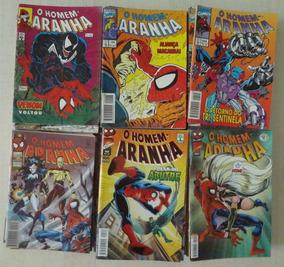 Homem-aranha 1983 Editora Abril 1 ª Série 58 Hq Gibis Raros