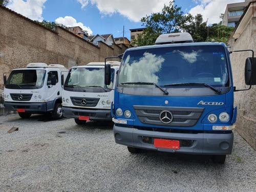 Mercedes-benz 815 Ano 2018 Cabine Suplementar   Total 5