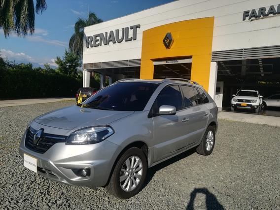 Renault Koleos Dynamique Motor A Gasolina 2.500 Cc
