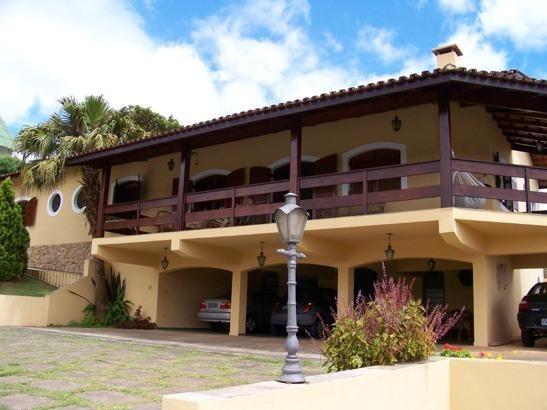 Casa Com 4 Suítes - Venda/locação - 437 M² - Das Posses - Serra Negra/sp - Ca0071