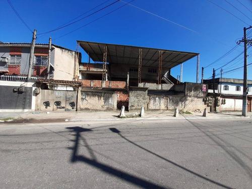 Casa Com 4 Quartos Por R$ 750.000 - Mutuaguaçu /rj - Ca21401