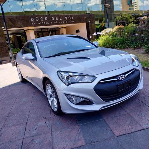 Imagen 1 de 15 de Hyundai Genesis 2021 2.0 Coupe Seg. T Mt6 Madero Motors