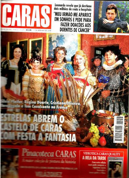 Revista Caras 253/98 - Claudia Ohana/leonardo/gisele