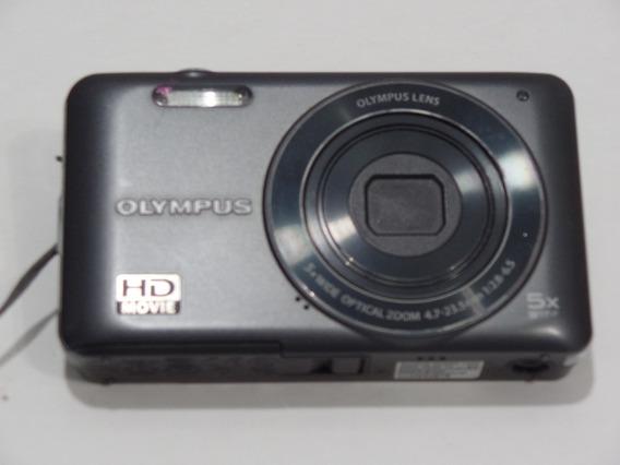 Camera Fotográfica Olympus Vg120 Barata Oferta Ótimo Estado