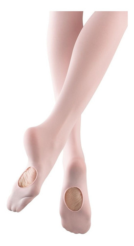 Medias De Ballet Con Agujero. Coloy