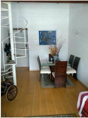 Apartamento Com 3 Dormitórios À Venda, 80 M² Por R$ 330.000 - Vila Abernéssia - Campos Do Jordão/sp - Ap2981