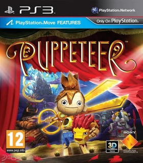 Puppeteer Ps3 Disco Fisico