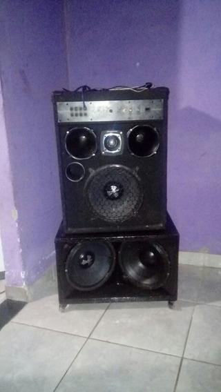 Cx De Som Amplificada