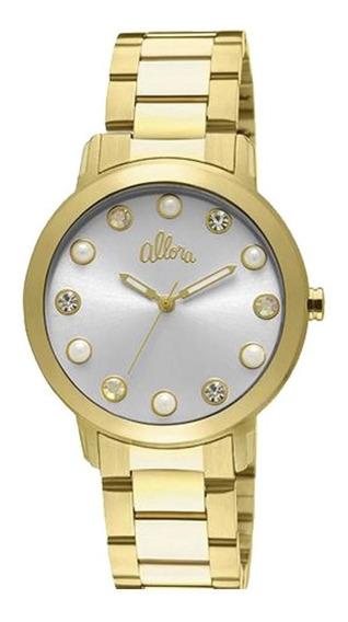 Relógio Feminino Allora Analógico Fashion Al2035lq/4k
