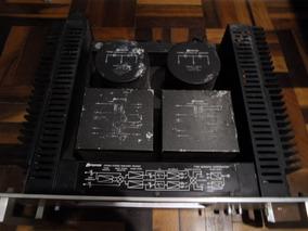 Amplificador Polivox Pm 5000 Pm-5000 Peças As Peças